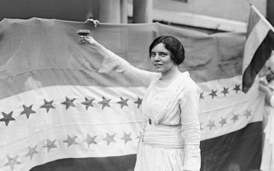 Fact Hero: Alice Paul, the Women's Right to Vote and the ERA
