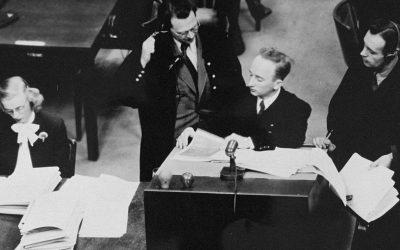 Fact Hero: Benjamin Ferencz — Former Prosecutor of the Nuremberg Trials
