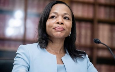 Kristen Clarke, First Black Woman to Lead DOJ Civil Rights Division and Only One Republican Voted for Her
