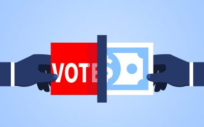 Joe Manchin, Big Money and Voting Rights
