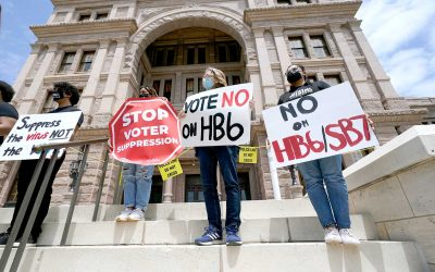 Congressional Democrats Need to Take Lesson from Texas