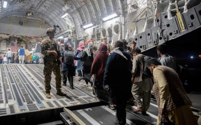 Nope, Trump Would Not Have Done a Better Job of the Afghanistan Evacuation