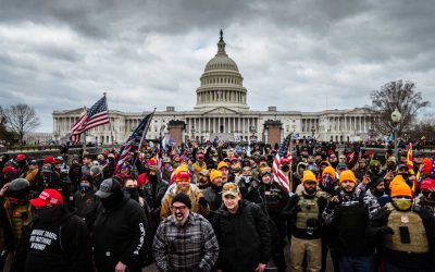 Survey Shows that Way Too Many Americans Think Violent Insurrection Is a Solution to Their Election Disagreements