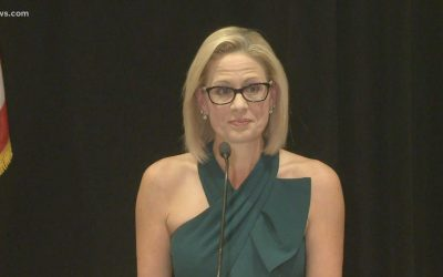 On the Take: Kyrsten Sinema Pulls in More Money from Pharma and Finance Interests